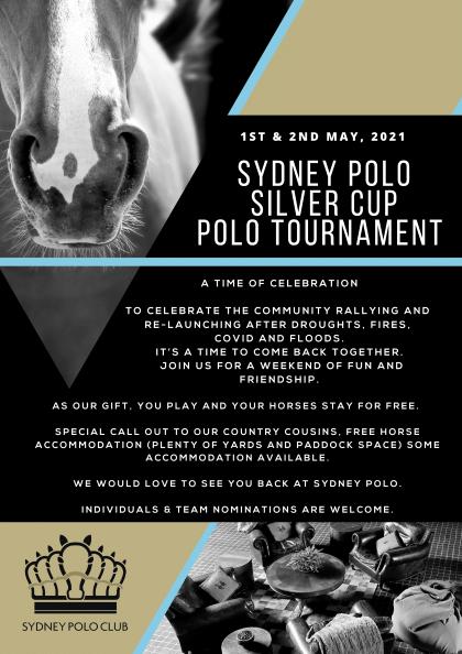 Sydney polo may