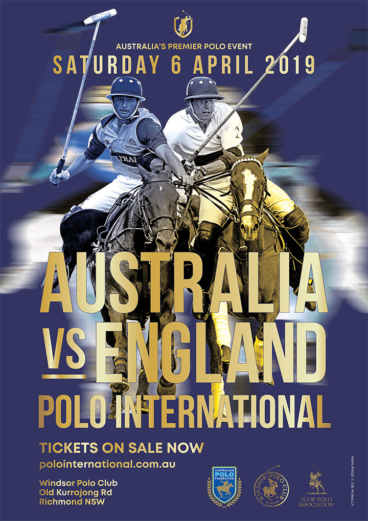 Polo International Poster with APF